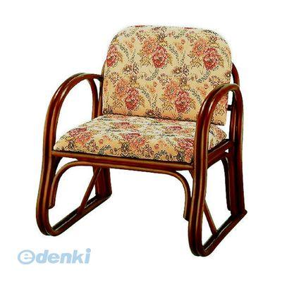 RZ-739M 直送 代引不可・他メーカー同梱不可 楽々座椅子RZ739M