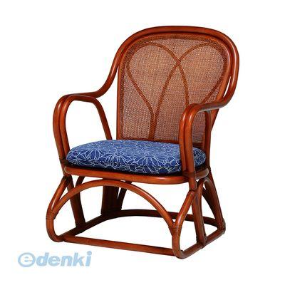 [RZ-822BR] 【2個入】 「直送」【代引不可・他メーカー同梱不可】 高座椅子RZ822BR【送料無料】
