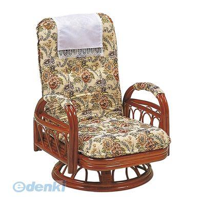 RZ-922 直送 代引不可・他メーカー同梱不可 ギア回転座椅子RZ922