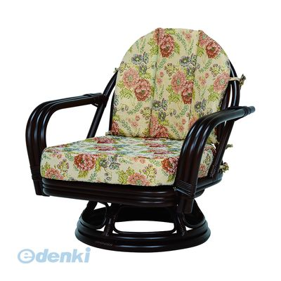 RZ-932DBR 直送 代引不可・他メーカー同梱不可 回転座椅子RZ932DBR