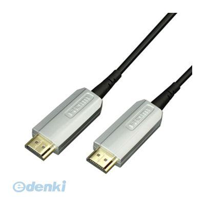 直送 代引不可・同梱不可 RCL-HDAOC4K60-010 ラトックシステム HDMI光ファイバーケーブル 4K60Hz対応 【10m】【送料無料】