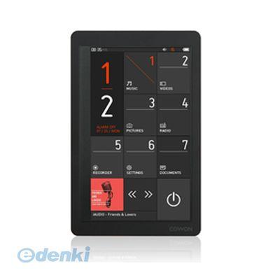 【個数:1個】「直送」【代引不可・同梱不可】[X9-32G-BK] COWON MP3 プレーヤー ブラック 32GB【送料無料】