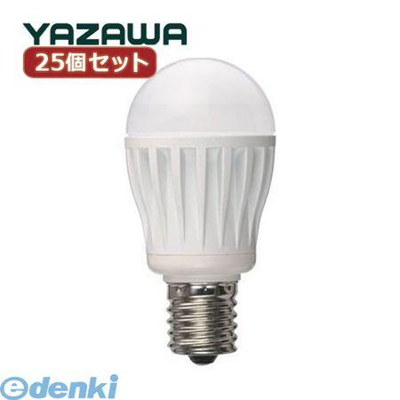[LDA5LH35E17X25]「直送」【代引不可・同梱不可】YAZAWA 【25個セット】 LED電球ベーシックタイプ【送料無料】