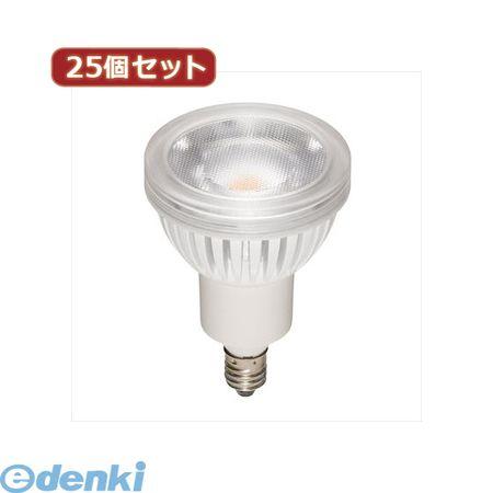 [LDR4LME11DX25]「直送」【代引不可・同梱不可】YAZAWA 【25個セット】 ハロゲン形LEDランプ4.3W電球色20°調光対応【送料無料】