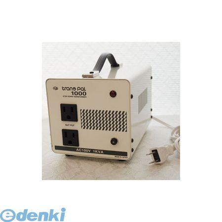 【個数:1個】 PAL-1000AP 直送 代引不可・同梱不可 スワロー電機 【受注生産のため納期約2週間】ダウントランス 120V→100V / 1000WPAL1000AP
