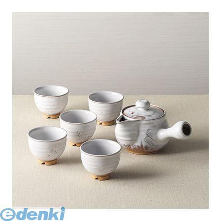 【個数:1個】[M71008410]「直送」【代引不可・同梱不可】白釉茶器揃【送料無料】