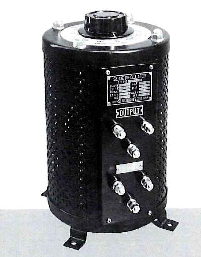 【個数:1個】マツナガ [S3-242.5]「直送」【代引不可・他メーカー同梱不可】 摺動電圧調整器 S3242.5【送料無料】