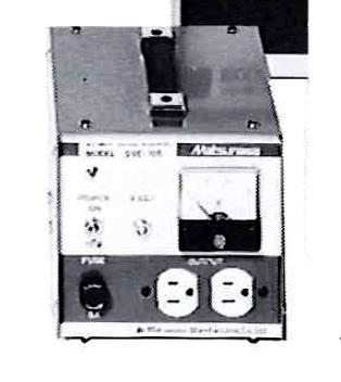【個数:1個】【受注生産品 納期-約2.5ヶ月】マツナガ [SVC-105]「直送」【代引不可・他メーカー同梱不可】 AVR定電圧電源装置 SVC105【送料無料】