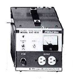 【個数:1個】マツナガ SVC-205 直送 代引不可・他メーカー同梱不可 AVR定電圧電源装置 SVC205【送料無料】
