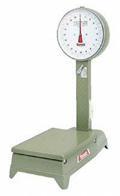 大和製衡 ヤマト D-50S 直送 代引不可・他メーカー同梱不可 小型自動台はかり D-50S 検定品 D50S