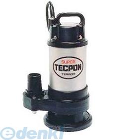 寺田ポンプ製作所 TERADA CXA-400T-60 水中ポンプ 合成樹脂製 自動 CXA400T60