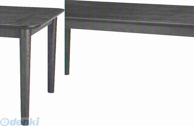 【個数:1個】東谷 [HOT-333BR] 「直送」【代引不可・他メーカー同梱不可】 モタ ダイニングテーブル HOT333BR