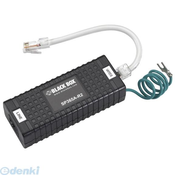 【個数:1個】【キャンセル不可 - 納期約2週間】ブラックボックス(BLACK BOX) [SP365A-R2] SURGE プロテクタ TELCO SP365AR2【送料無料】