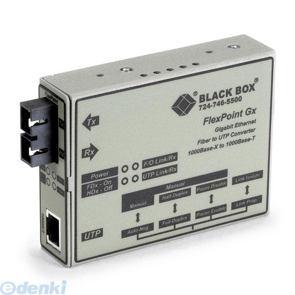 【キャンセル不可 - 納期約2週間】ブラックボックス BLACK BOX LMC1004A-R3 FLEXPOINT ギガビットメディアコンバータ LMC1004AR3【送料無料】