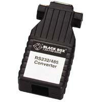 【個数:1個】【キャンセル不可 - 納期約2週間】ブラックボックス BLACK BOX IC624A-F RS-232-485コンバータ DB9F-RJ45 IC624AF