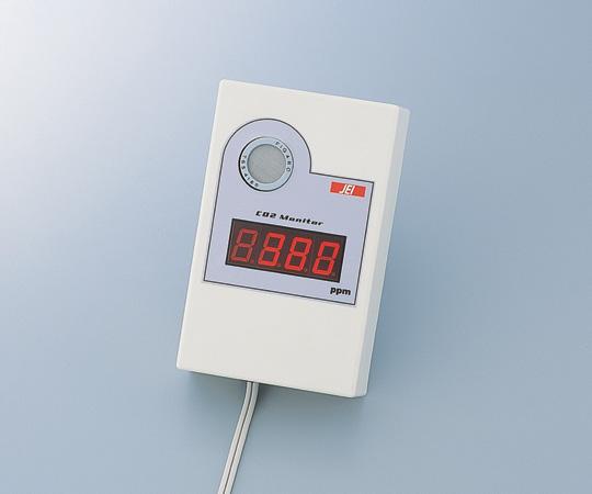 1-7600-01 CO2モニター ME-101 1760001【送料無料】