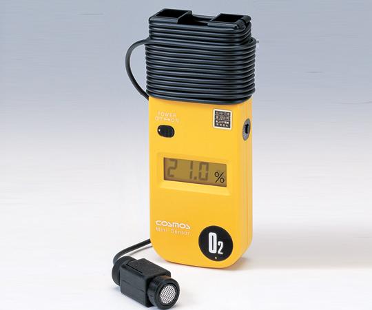 1-8752-01 デジタル酸素濃度計 XO-326ALA 1875201【送料無料】