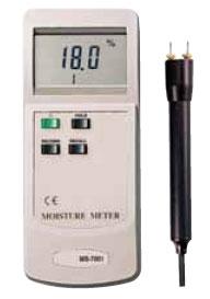 MS-7001 デジタル水分計 木材用 MS7001