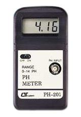 PH-201S デジタルPHメーター 電極付 PH201S