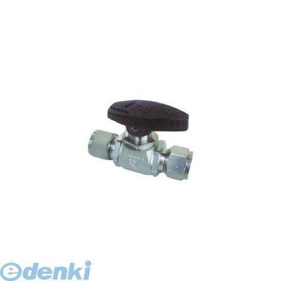 フジキン フジキン PUBV956.35 ステンレス鋼製4.90MPaパネルマウント式ボール弁 365-5342 【送料無料】