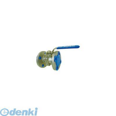フジキン フジキン UBV21J10RDALX ステンレス鋼製1MPaフランジ式2ピースボール 365-5482 【送料無料】