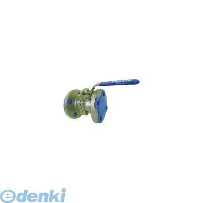 フジキン フジキン UBV21J10REALX ステンレス鋼製1MPaフランジ式2ピースボール 365-5491 【送料無料】
