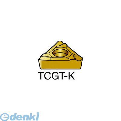 サンドビック SV TCGT110302LK コロターン107 旋削用ポジ・チップ 1125 358-6774 【キャンセル不可】