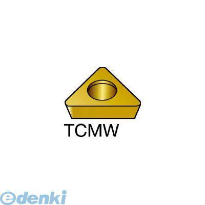 【ポイント最大29倍 2月25日限定 要エントリー】サンドビック SV TCMW16T308 コロターン107 旋削用ポジ・チップ H13A 607-6505