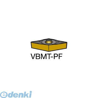 サンドビック SV VBMT160404PF コロターン107 旋削用ポジ・チップ 5015 606-6542 【キャンセル不可】