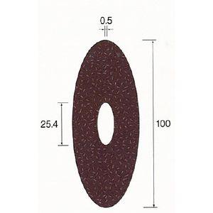 ミニター MINITOR MC4101 レジンボンドダイヤモンドブレード φ100 MC-4101