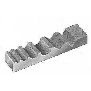 ミニター(MINITOR) [PA4102] 成形用電着ダイヤモンドドレッサー R-Vタイプ PA-4102