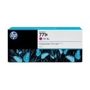 直送・代引不可HP 771B インクカートリッジ マゼンタ B6Y01A別商品の同時注文不可