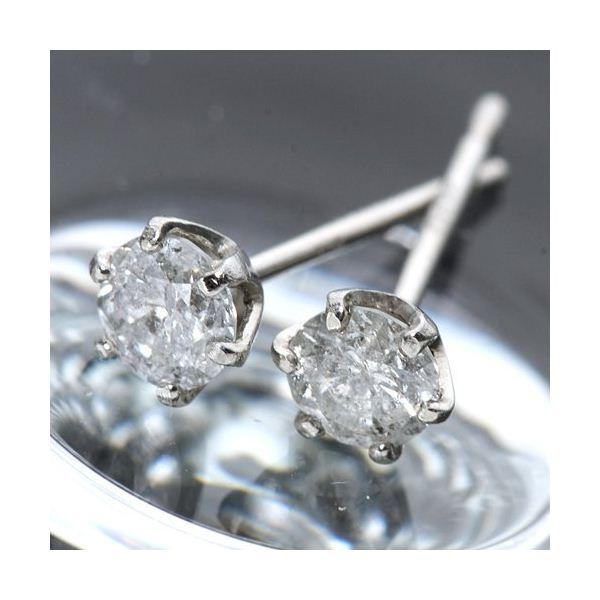 直送・代引不可プラチナ0.3ct ダイヤモンドピアス別商品の同時注文不可
