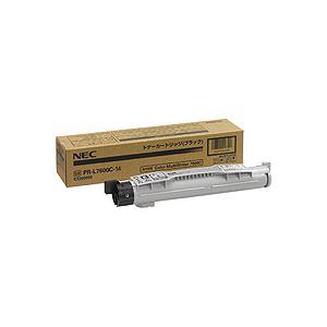 直送・代引不可NEC トナーカートリッジ ブラック PR-L7600C-14 1個別商品の同時注文不可