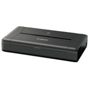 直送・代引不可Canon(キヤノン) A4 IJモバイルプリンター PIXUS iP110別商品の同時注文不可