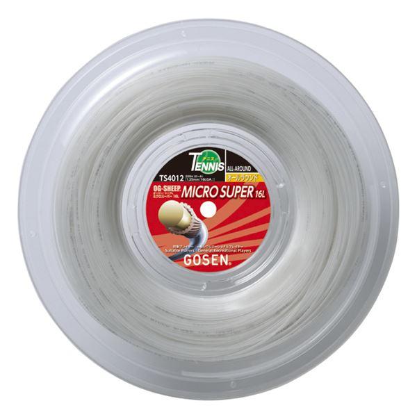 直送・代引不可 GOSEN(ゴーセン) オージー・シープ ミクロスーパー16Lロール TS4012W 別商品の同時注文不可