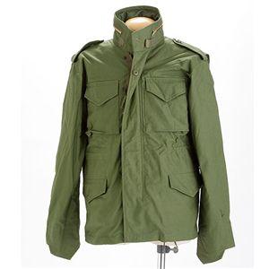 直送・代引不可US M65フィールドジャケットレプリカ NVJJ122YN オリーブ XS別商品の同時注文不可