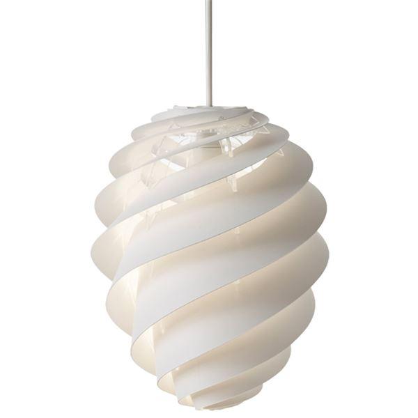直送・代引不可LE KLINT(レ・クリント) Swirl 2 Small WH/スワール 2スモール ホワイト KP1312S WH別商品の同時注文不可