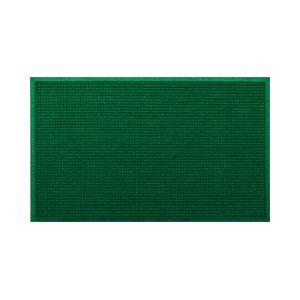 直送・代引不可クリーンテックス・ジャパン 玄関マット ウォーターホースT W146×D88 グリーン 1枚 【業務用】別商品の同時注文不可