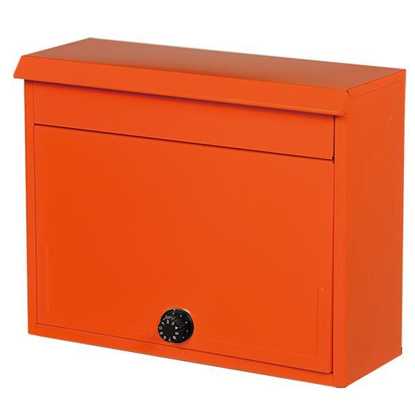 直送・代引不可ケイジーワイ セレクトカラーポスト オレンジ SG-5000L別商品の同時注文不可