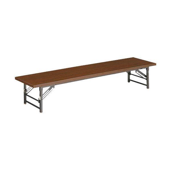 直送・代引不可ゼミテーブル座卓 LSB-1845 ローズ別商品の同時注文不可