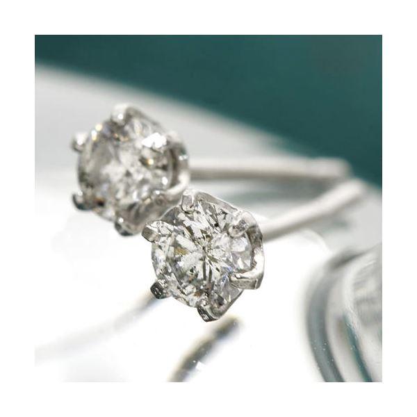 直送・代引不可純プラチナダイヤモンド0.2ctピアス別商品の同時注文不可