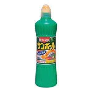直送・代引不可(業務用30セット)大日本除蟲菊 サンポール ノズル付 500ml別商品の同時注文不可