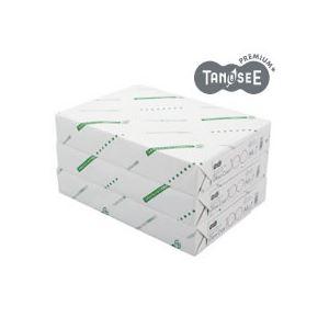 直送・代引不可(まとめ)TANOSEE αエコグロスコート100g A4 500枚入×3冊/箱別商品の同時注文不可