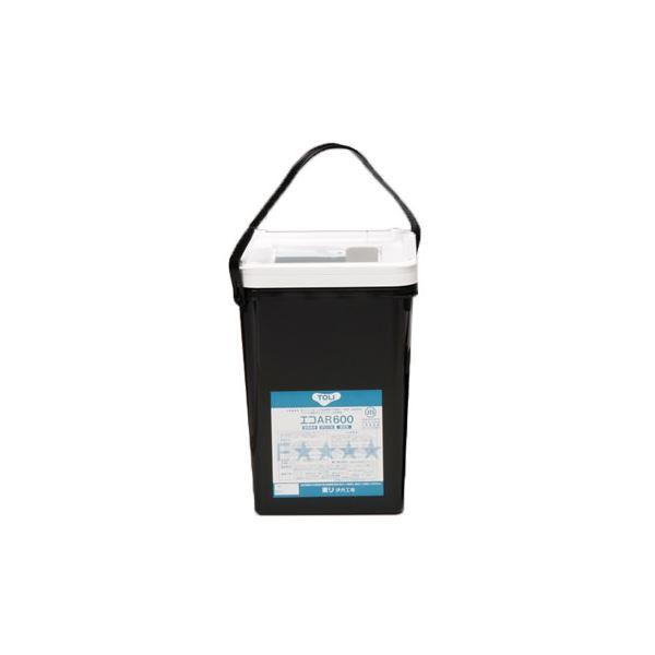 直送・代引不可 東リ接着剤 エコAR600 15kg/缶 (約50m2分)+クシハケ 【日本製】 別商品の同時注文不可