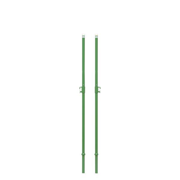 直送・代引不可 TOEI LIGHT(トーエイライト) バドミントン支柱TJ34 B3387 別商品の同時注文不可