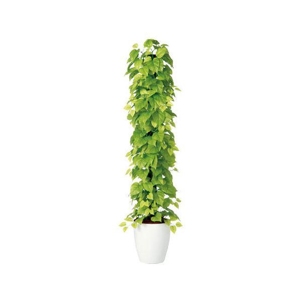 直送・代引不可東北花材 人工樹木 ライムポトスヘゴ 90228別商品の同時注文不可