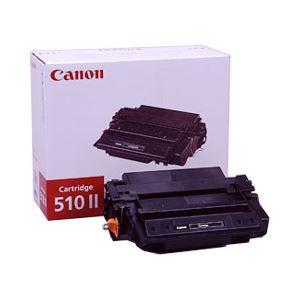 直送・代引不可【純正品】 キヤノン(Canon) トナーカートリッジ ブラック 型番:カートリッジ510 II 印字枚数:12000枚 単位:1個別商品の同時注文不可