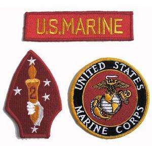 直送・代引不可アメリカ軍 OG-107 ファティーグシャツ/長袖  柄/MARINE  別商品の同時注文不可