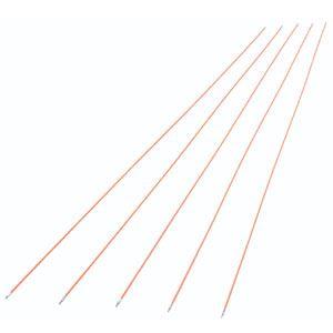 直送・代引不可スルーラインジョイント(5本組通電工具) ワイヤーヘッド付き プロメイト E-4012J別商品の同時注文不可